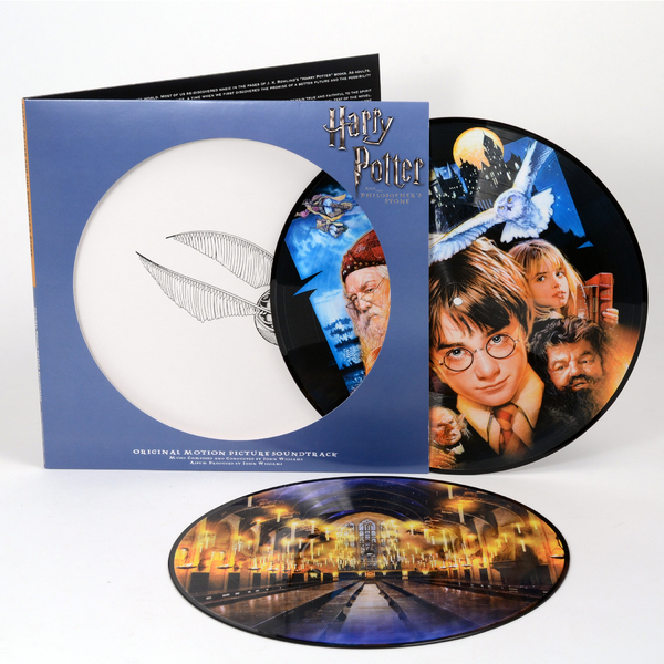 Саундтрек Саундтрек - Harry Potter And The Philosopher's Stone (2 Lp, Picture) саундтрек саундтрек star wars the force awakens 2 lp
