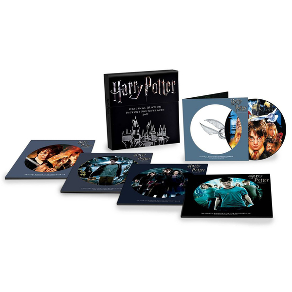 Саундтрек Саундтрек - Harry Potter: Original Motion Picture Soundtracks I-v (10 LP) harry potter ollivanders dumbledore the elder wand in box prop replica