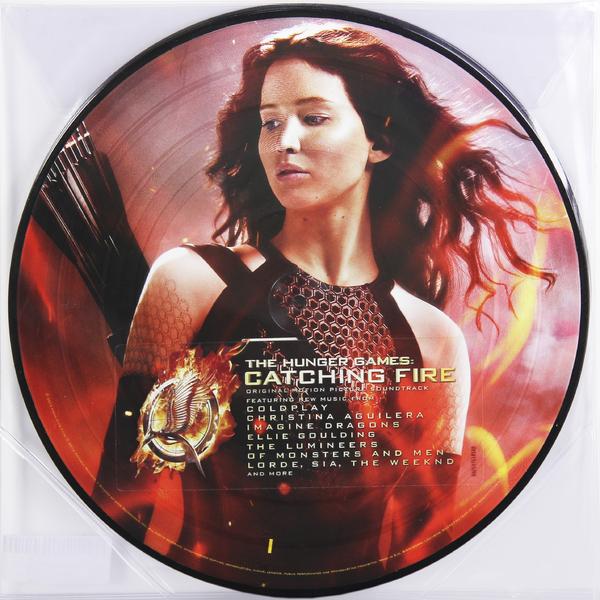Саундтрек Саундтрек - Hunger Games: Catching Fire (2 LP) the hunger games catching fire