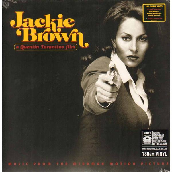 Саундтрек - Jackie Brown
