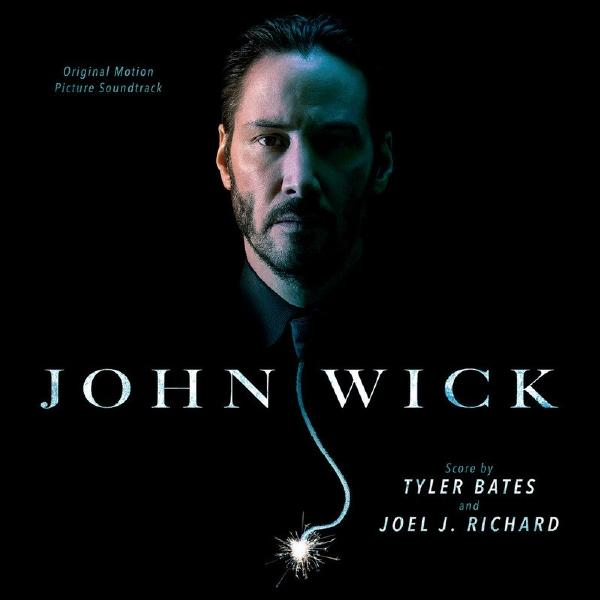 Various Artists ArtistsСаундтрек - John Wick (joel J. Richard Tyler Bates) (2 LP)