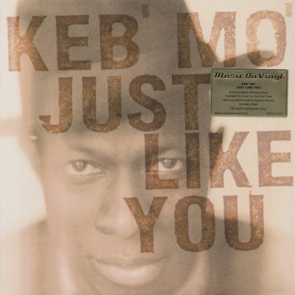 Keb'mo' Keb'mo' - Just Like You недорго, оригинальная цена