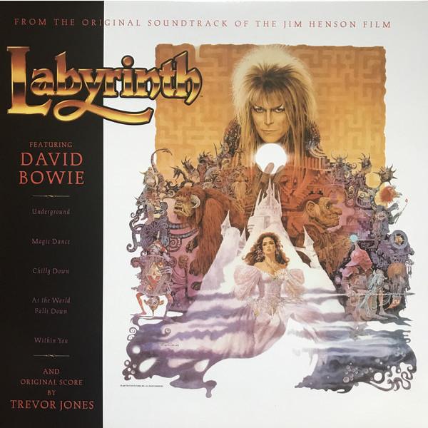 Саундтрек Саундтрек - Labyrinth саундтрек саундтрекennio morricone jubilee