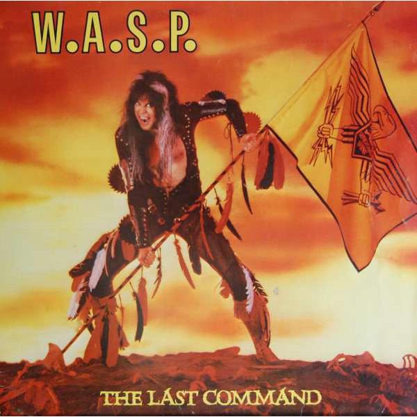 W..p. - Last Command (180 Gr, Colour)