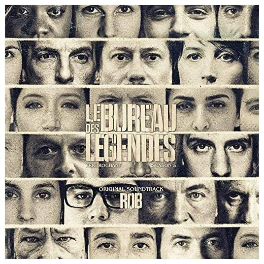 Саундтрек - Le Bureau Des Legendes (180 Gr)