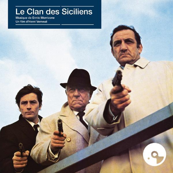 Ennio Morricone MorriconeСаундтрек - Le Clan Des Siciliens