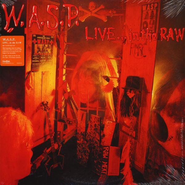 W..p. - Live...in The Raw (2 LP)