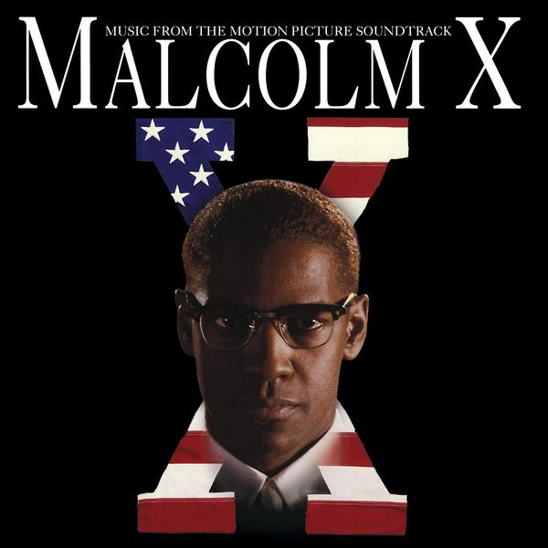 Саундтрек - Malcolm X (limited, Colour)
