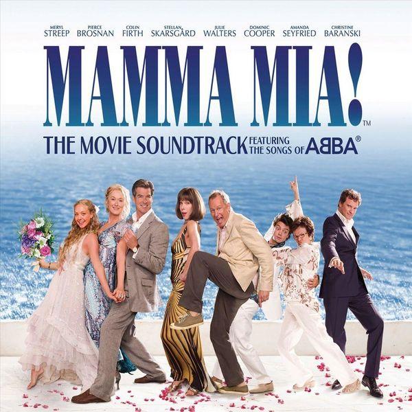 Саундтрек Саундтрек - Mamma Mia! (2 LP) mamma mia taipei