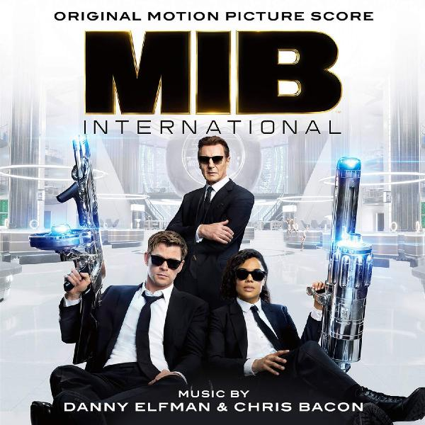 Саундтрек - Men In Black: International (180 Gr)