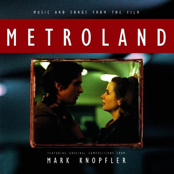 Mark Knopfler KnopflerСаундтрек - Metroland (colour, 180 Gr)
