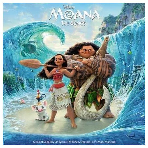 Саундтрек - Moana