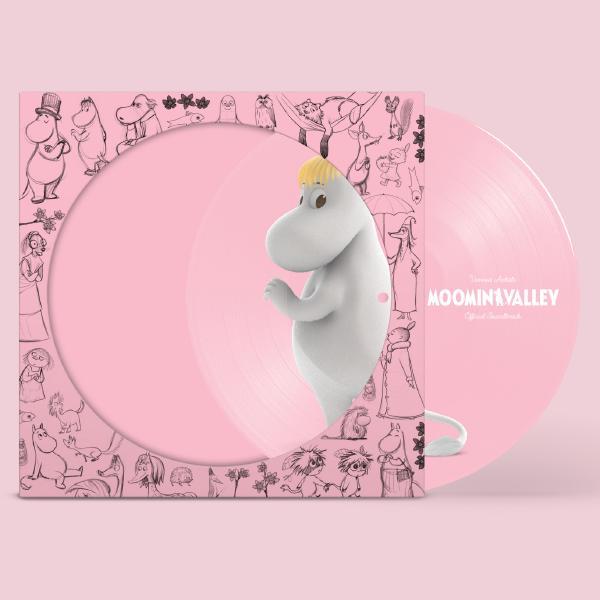 Саундтрек - Moominvalley (snorkmaiden)