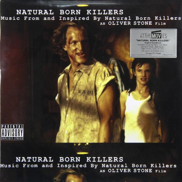 Саундтрек Саундтрек - Natural Born Killers (2 Lp, 180 Gr) саундтрек саундтрек fifty shades darker 2 lp