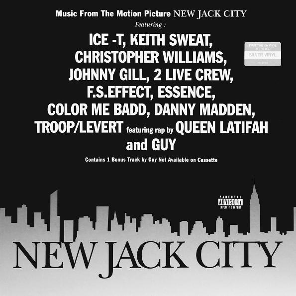 Саундтрек - New Jack City (limited, Colour)
