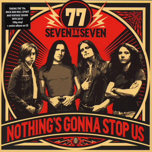 '77 '77 - Nothing's Gonna Stop Us (lp + Cd)