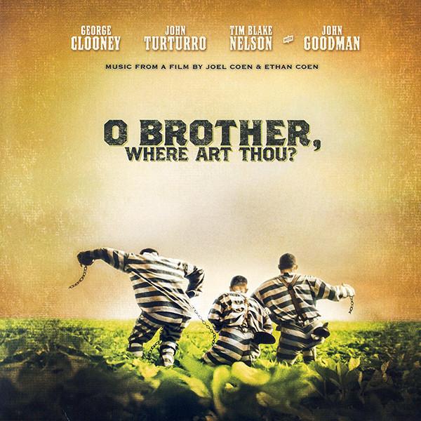 Саундтрек - O Brother, Where Art Thou? (2 Lp, Colour)