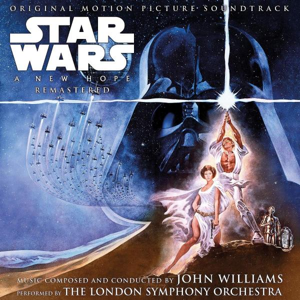 John Williams WilliamsСаундтрек - Ost Star Wars: A New Hope (180 Gr, 2 LP)