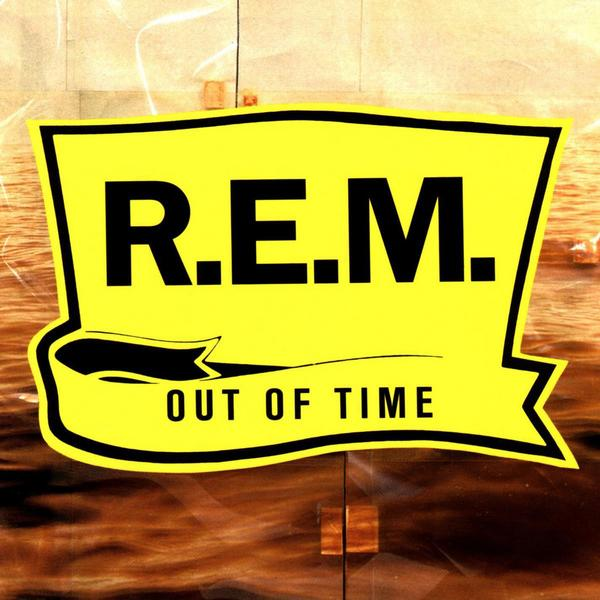 R.. - Out Of Time (limited, Colour)