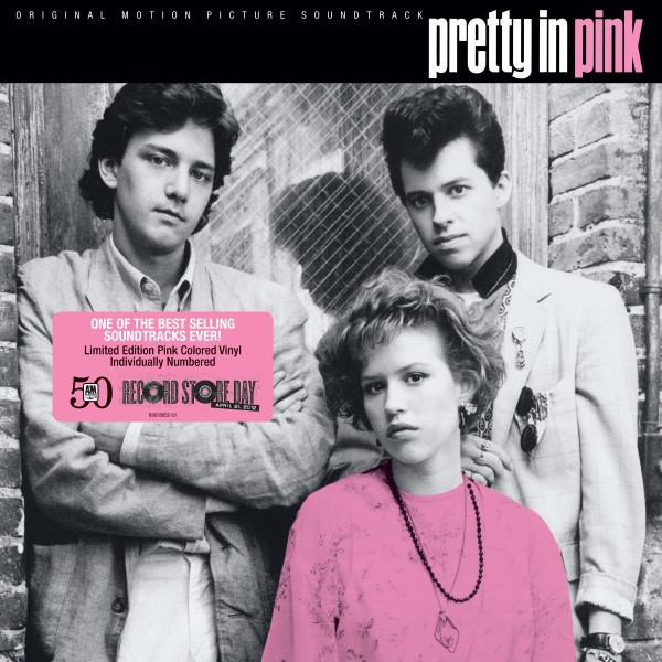Саундтрек - Pretty In Pink