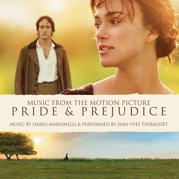 Саундтрек - Pride Prejudice