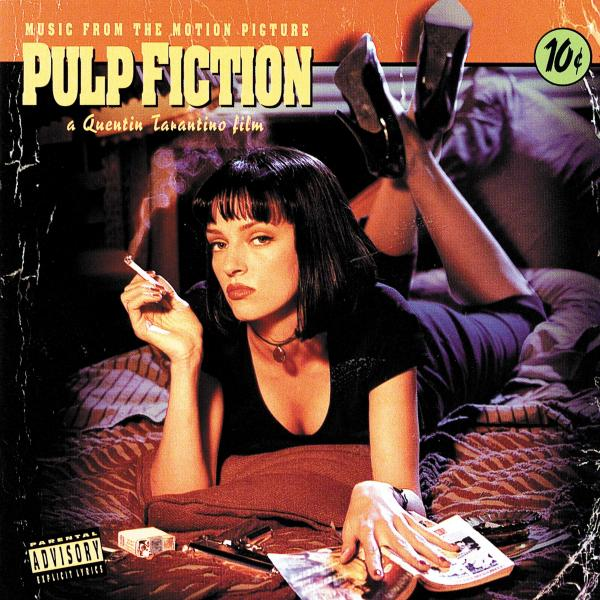 Саундтрек - Pulp Fiction (colour)