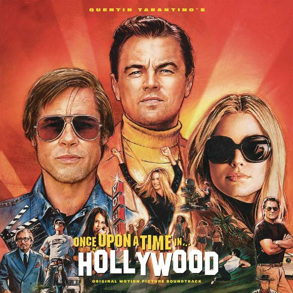 Саундтрек - Quentin Tarantinos Once Upon A Time In Hollywood (2 Lp, 180 Gr, Colour)