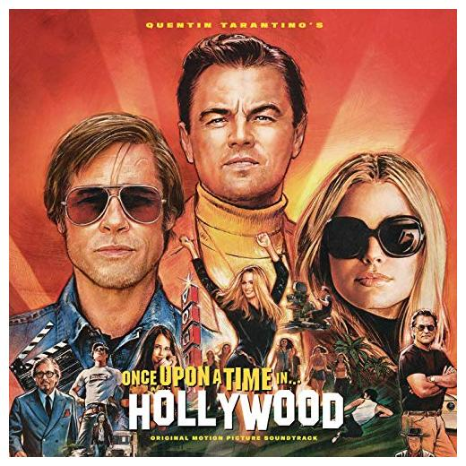Саундтрек - Quentin Tarantinos Once Upon A Time In Hollywood (2 LP)