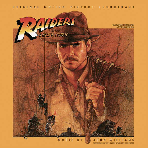 Саундтрек - Raiders Of The Lost Ark (2 LP)