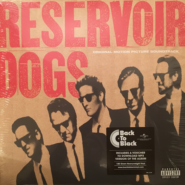 Саундтрек - Reservoir Dogs