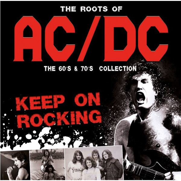 AC/DC AC/DC - Roots Of Ac/dc (3d Cover) ac dc ac dc for those about to rock we salute you lp