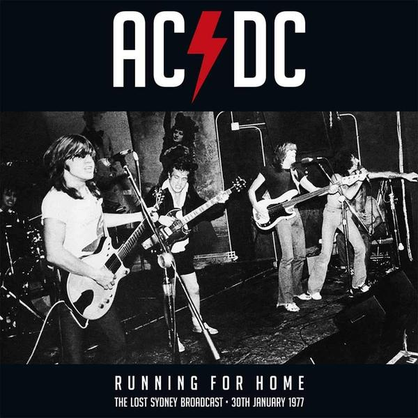 AC/DC AC/DC - Running For Home (2 LP) ac dc ac dc let there be rock lp