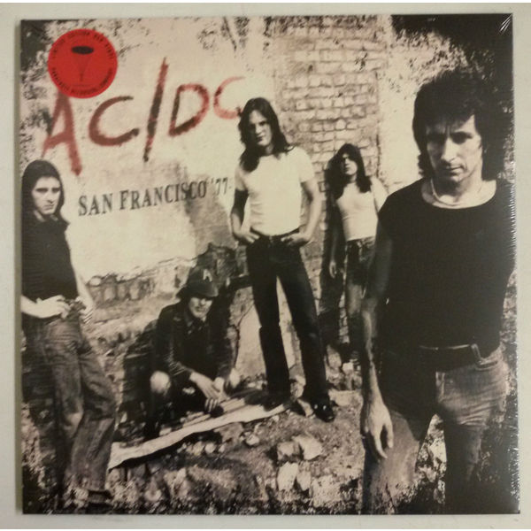 AC/DC AC/DC - San Francisco '77 (2 LP) ac dc ac dc let there be rock lp