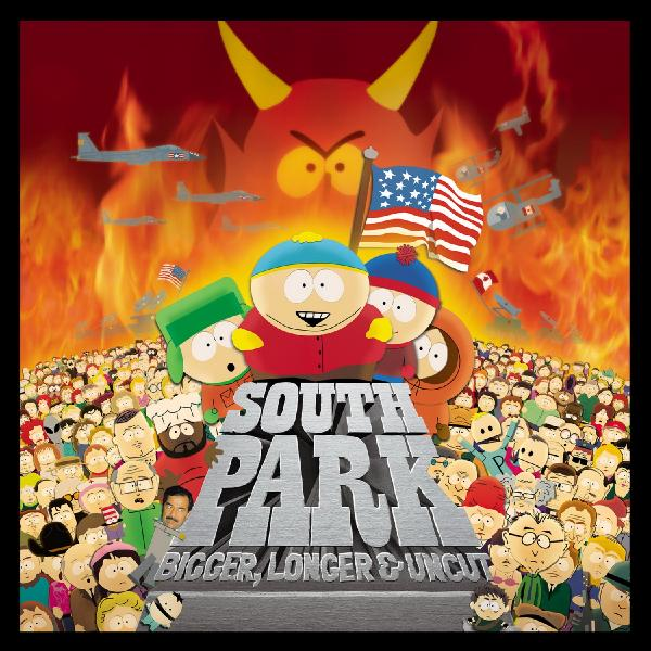 Саундтрек - South Park: Bigger, Longer Uncut. Music From And Inspired By The Motion Picture (2 Lp, Colour)