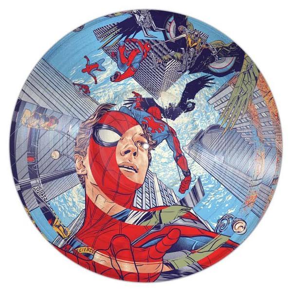 Саундтрек Саундтрек - Spider-man: Homecoming - Highlights (picture) саундтрек саундтрекbernstein west side story highlights