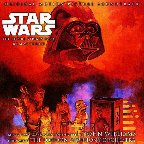 John Williams WilliamsСаундтрек - Star Wars: The Empire Strikes Back (2 LP)