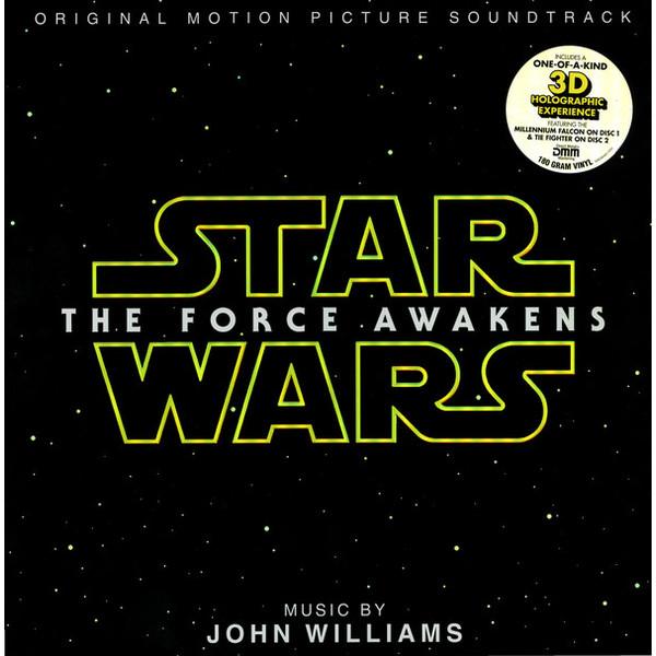 Саундтрек Саундтрек - Star Wars: The Force Awakens (2 LP) саундтрек саундтрек star wars a new hope 3 lp