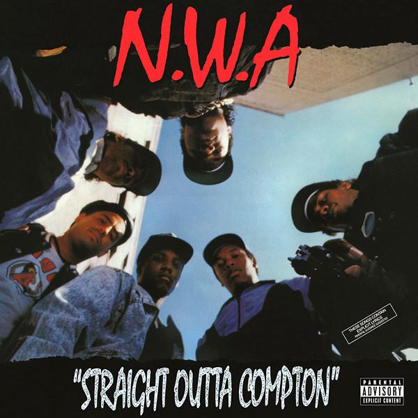 N.. - Straight Outta Compton (уценённый Товар)