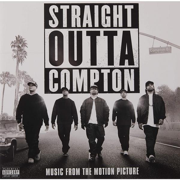 Саундтрек - Straight Outta Compton