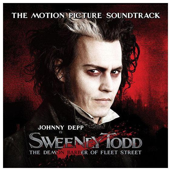 Stephen Sondheim SondheimСаундтрек - Sweeney Todd: The Demon Barber Of Fleet Street (2 LP)