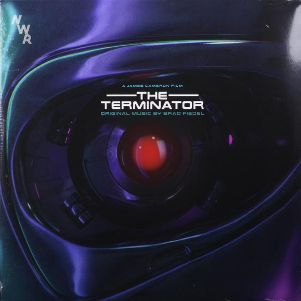 Саундтрек Саундтрек - Terminator (2 LP) саундтрек саундтрек star wars a new hope 3 lp