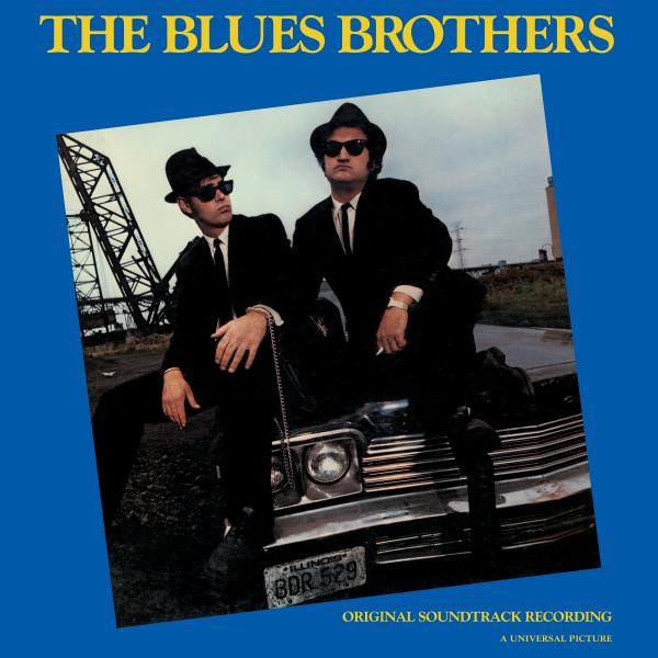 Саундтрек - The Blues Brothers (limited, Colour)