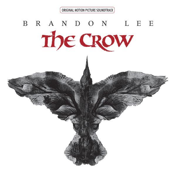 Саундтрек Саундтрек - The Crow (2 Lp, Colour) цена