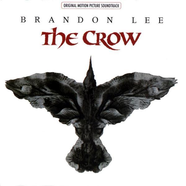 Саундтрек - The Crow (limited, 2 LP)
