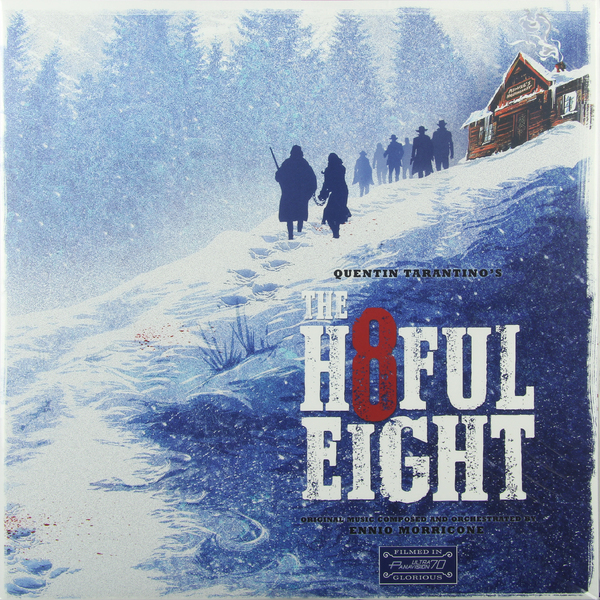 Саундтрек - The Hateful Eight (2 LP)