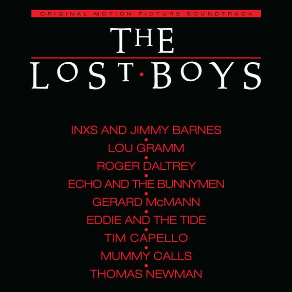 Саундтрек Саундтрек - The Lost Boys (colour) саундтрек саундтрекbernstein west side story highlights