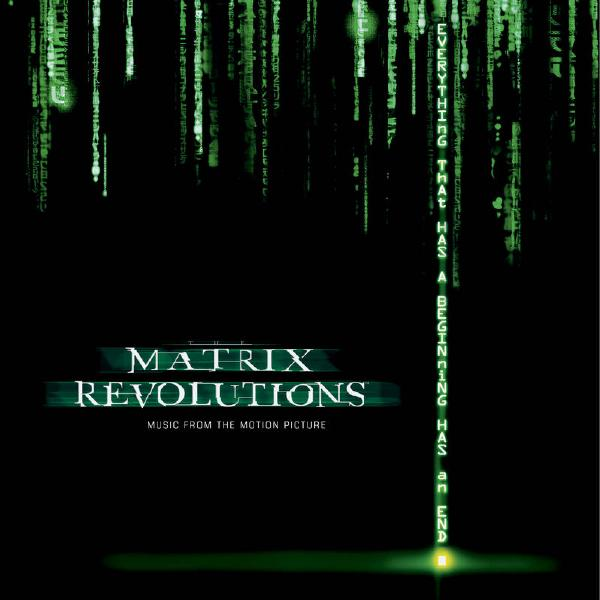 Саундтрек - The Matrix Revolutions (colour, 2 LP)