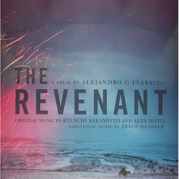Саундтрек Саундтрек - The Revenant (2 LP) саундтрек саундтрек the hateful eight 2 lp