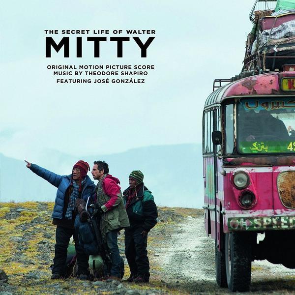 Саундтрек - The Secret Life Of Walter Mitty (180 Gr)