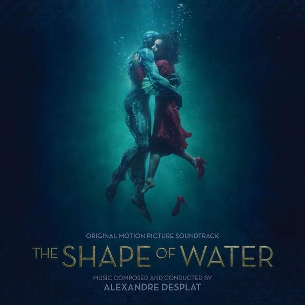 Саундтрек Саундтрек - The Shape Of Water саундтрек саундтрек the lost boys colour